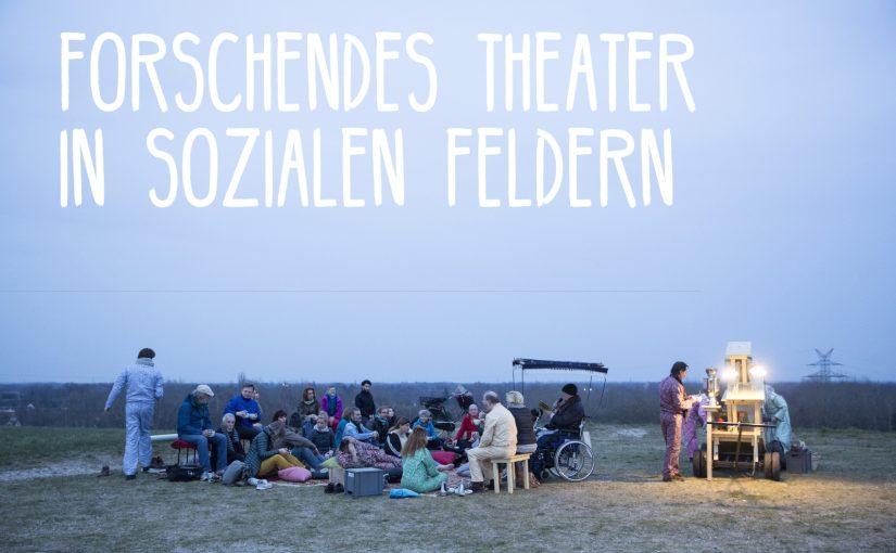 Theater als Soziale Kunst